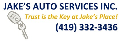 Jake's Auto Services Inc.